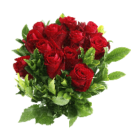 Bouquet Of Roses Png Image Picture Download PNG Image - Rose PNG HD