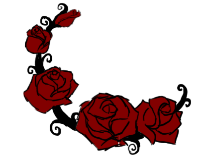 Rose Vine PNG Transparent Image - Rose Vine PNG HD