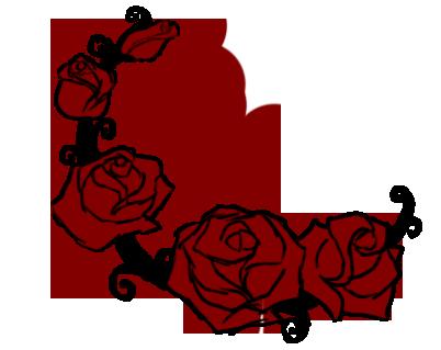 Rose Vine PNG HD - 144673