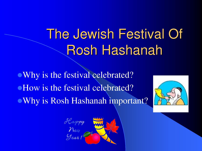Photo Of Rosh Hashanah - Rosh Hashanah 2015 PNG