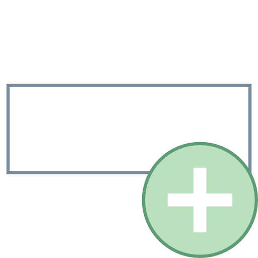 Add Row icon - Row PNG