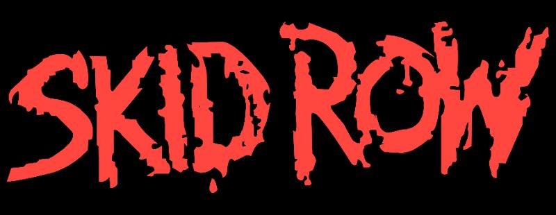 Файл:Skid Row logo.png - Row PNG