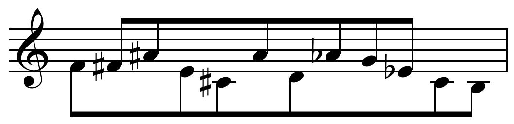 VI tone row 1-P.PNG - Row PNG