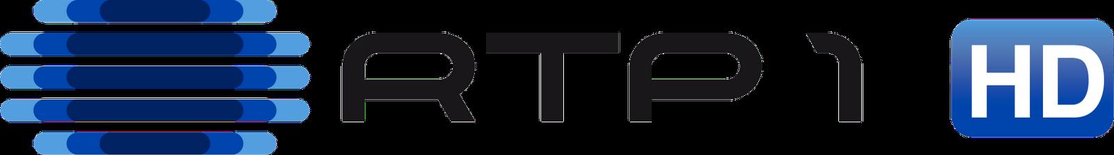 RTP 1HD positivo.png - Rtp Logo PNG