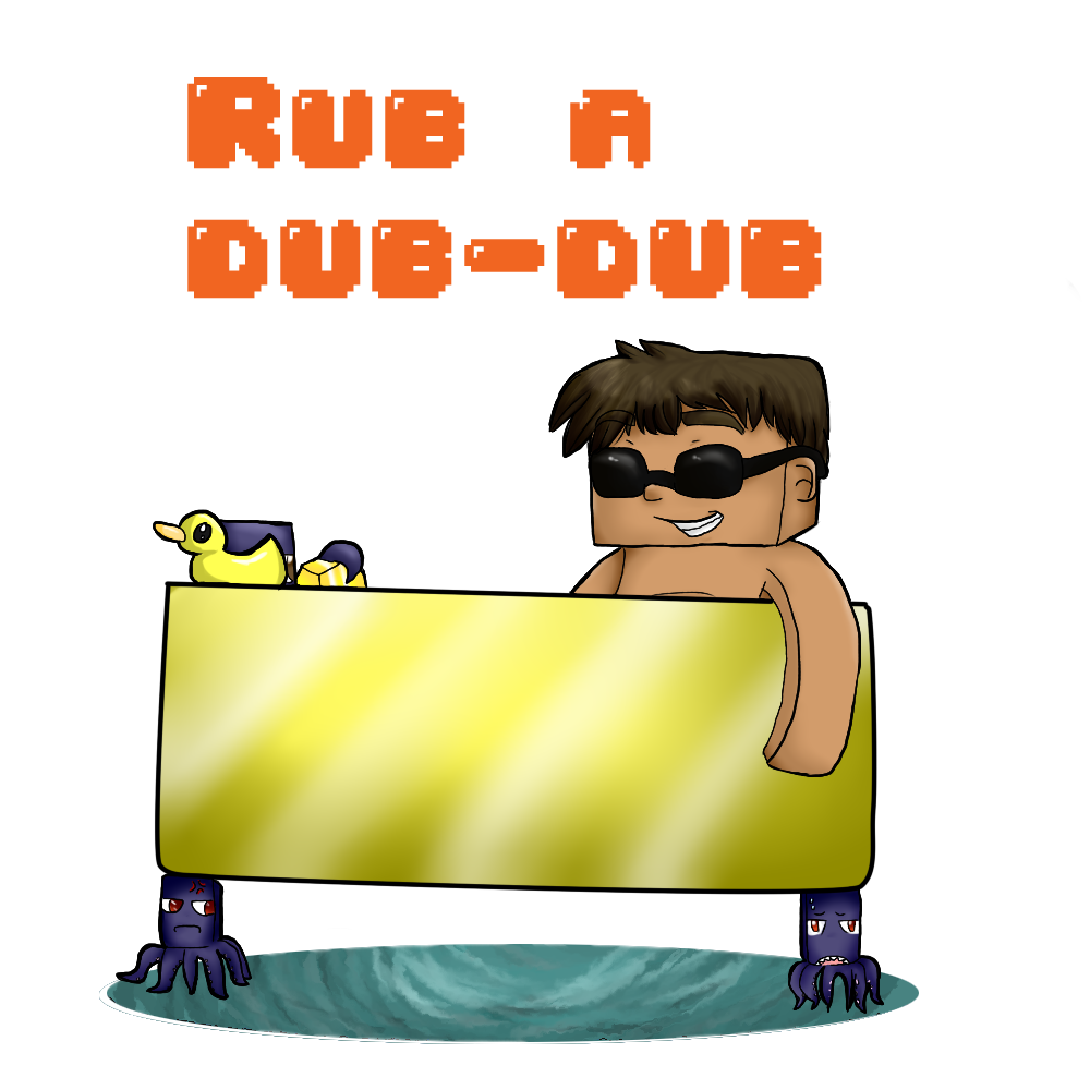 . PlusPng.com Rub a Dub Dub by sshoes - Rub A Dub Dub PNG