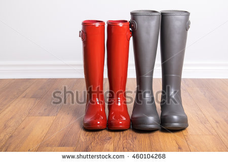 Womenu0027s and Menu0027s Rubber Boots - Rubber Boots PNG HD