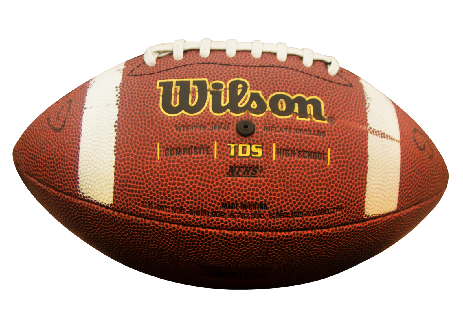 Rugby Ball PNG - 16734