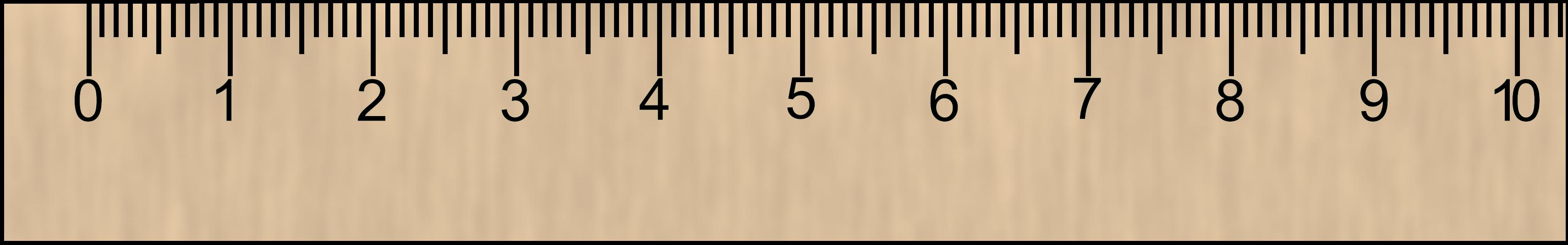 Ruler PNG - 12163