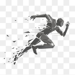 Running PNG HD - 127966