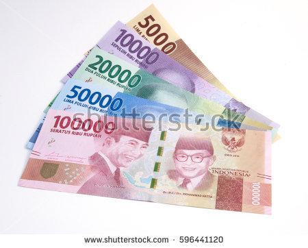 Indonesia Money Rupiah
