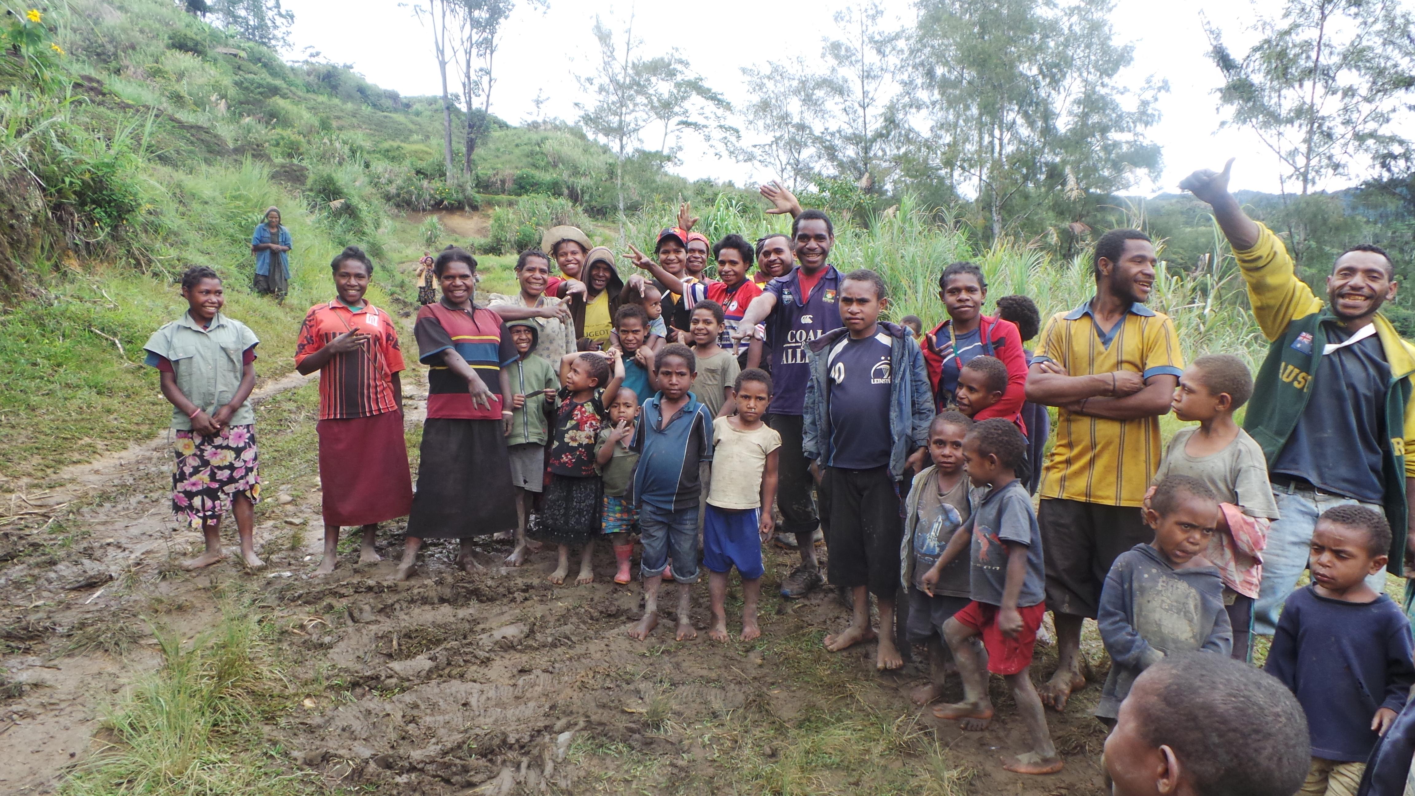 Image - Rural Community PNG