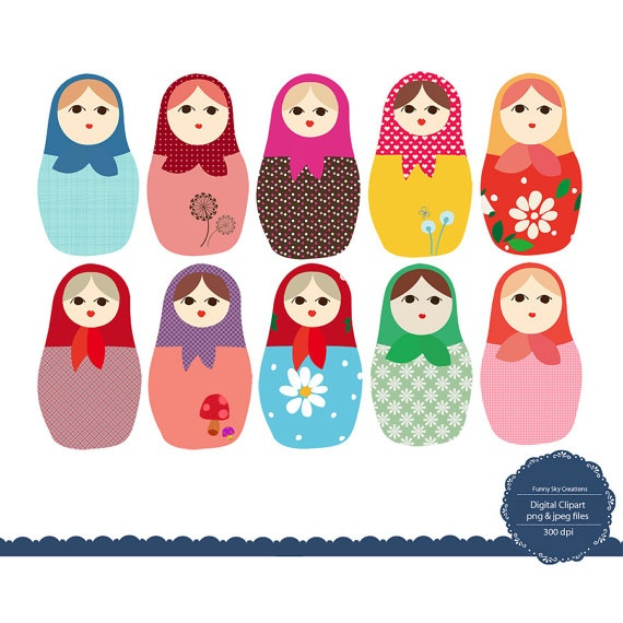 20 best images about Nesting - Russian Doll PNG HD