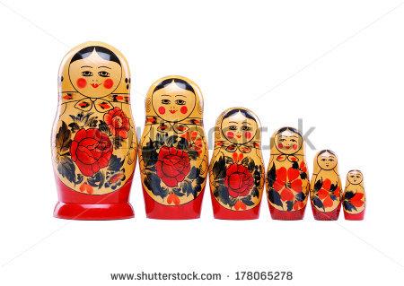 russian doll - Russian Doll PNG HD