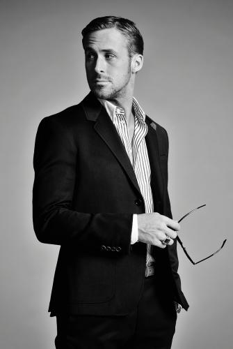 Ryan Gosling Transparent PNG by Blutmondlicht PlusPng.com  - Ryan Gosling PNG