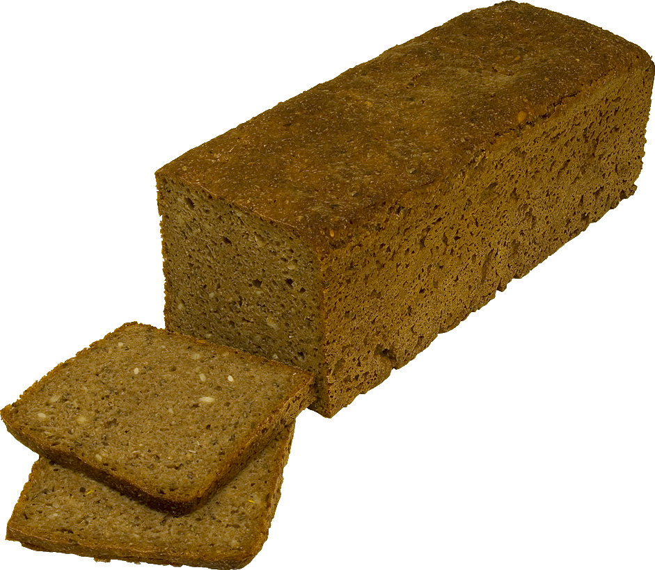 Rye Bread PNG-PlusPNG.com-941 - Rye Bread PNG