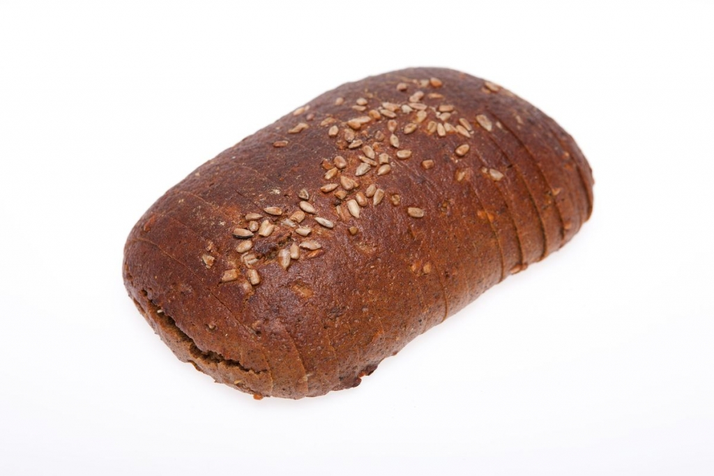 Dark rye bread with sunflowers seeds Dark rye bread with sunflowers seeds  PlusPng.com  - Rye Bread PNG
