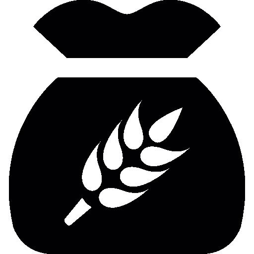 Wheat bag free icon