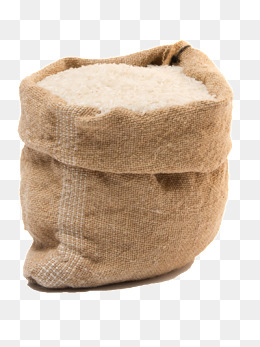 Sack Of Rice PNG - 70850
