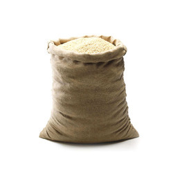 Jute Rice Bag - Sack Of Rice PNG