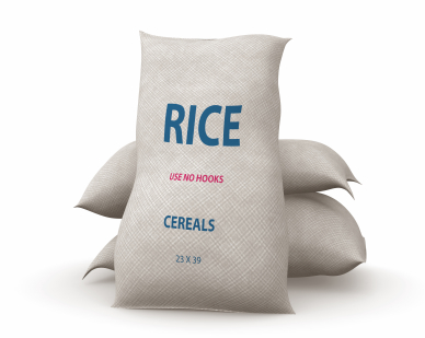 Reports quoting a reliable source in the Nigeria Customs Service (NCS),  said the smugglers cleverly wrap bags or rice like corpses and bring them  into the PlusPng.com  - Sack Of Rice PNG