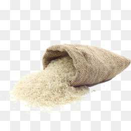 Sack Of Rice PNG - 70864