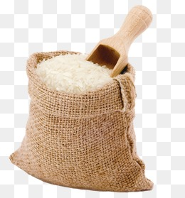 Sack Of Rice PNG - 70851