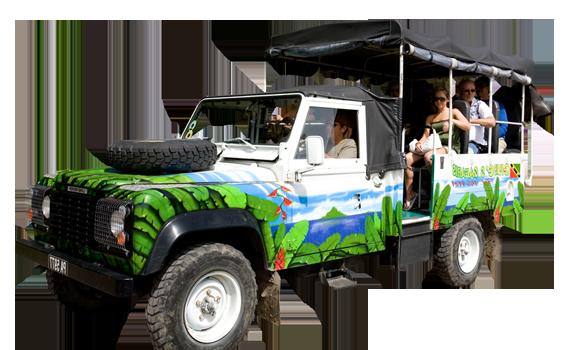 Safari Jeep PNG - 51988