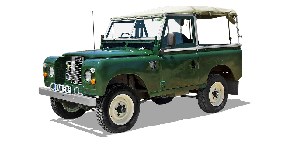 Safari Jeep PNG - 51994