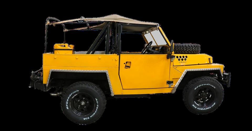 Safari Jeep PNG - 51989