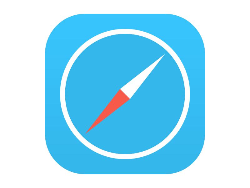 Safari App Logo - Pluspng - Safari Logo PNG