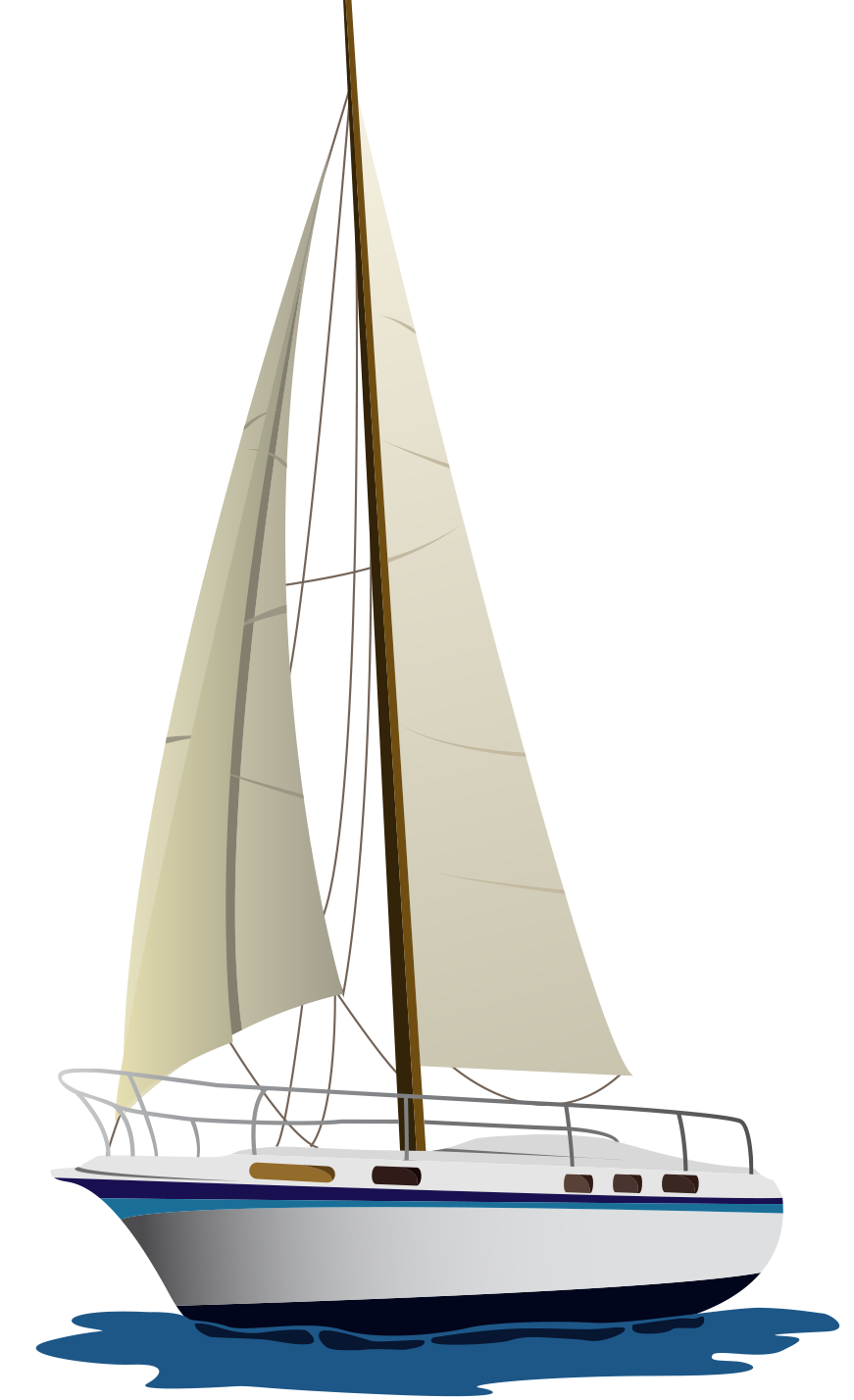 Edward C. Jackle - Sailboat PNG HD