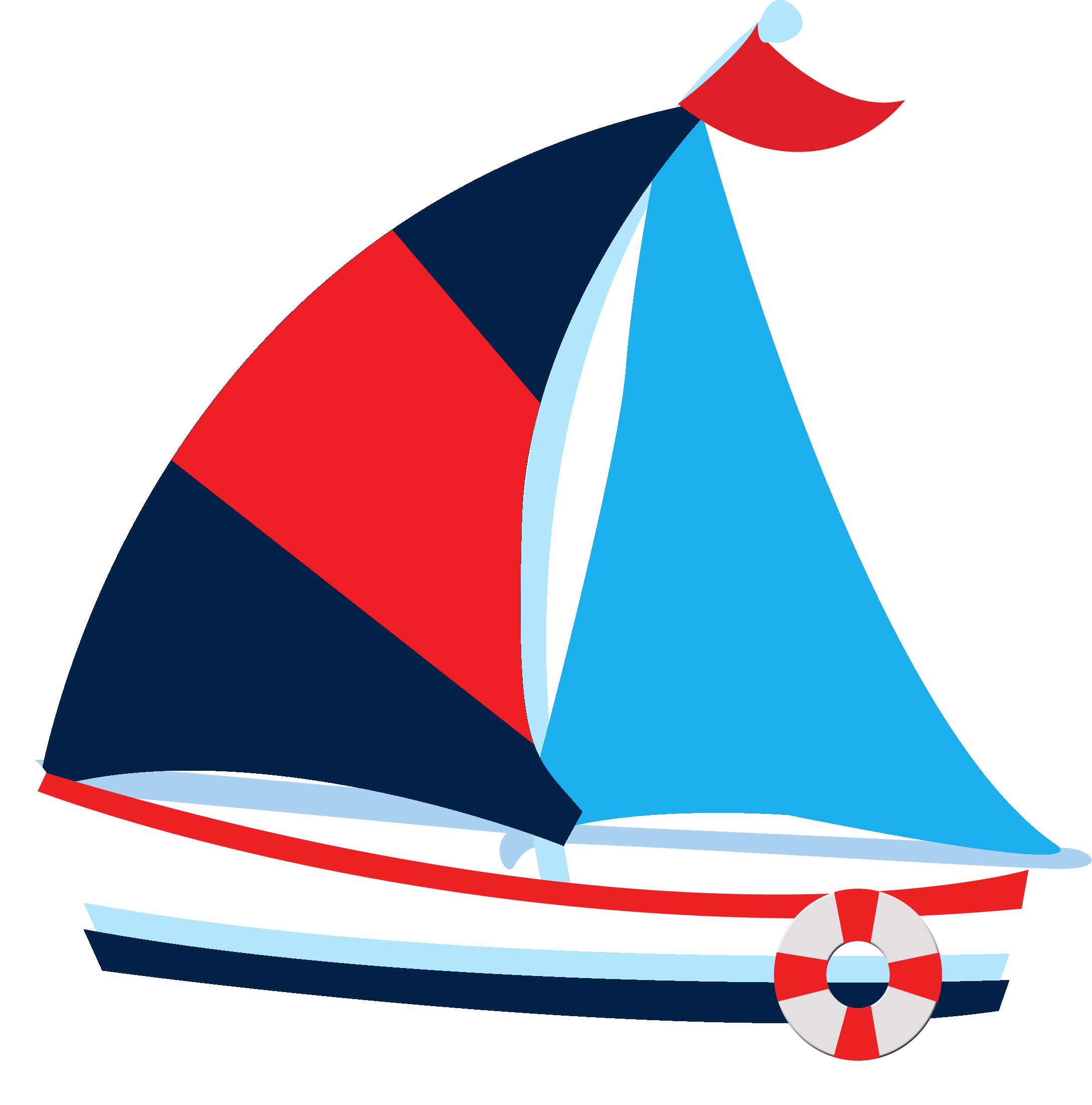 Sailing clipart transparent #5 - Sailboat PNG HD