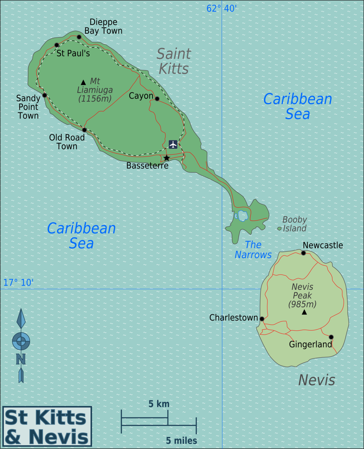 Saint Kitts And Nevis PNG-PlusPNG.com-1200 - Saint Kitts And Nevis PNG