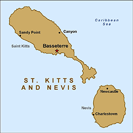 On This Page - Saint Kitts And Nevis PNG