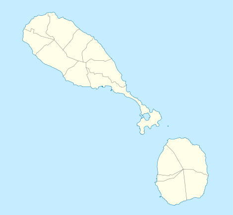 Saint Kitts and Nevis location map.svg - Saint Kitts And Nevis PNG
