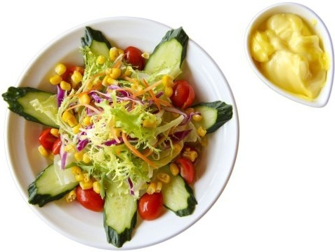 Vegetable Salad Transparent Png Format Highdefinition Picture - Salad HD PNG