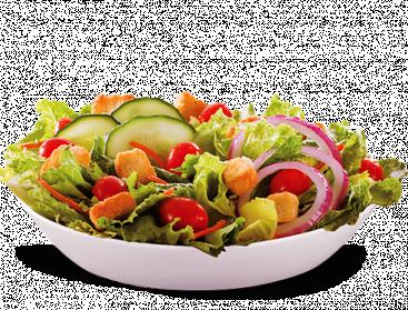 Garden Fresh Side Salad - Salad PNG