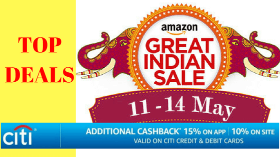 AMAZON GREAT INDIAN SALE BEST DEALS.png - Sale HD PNG