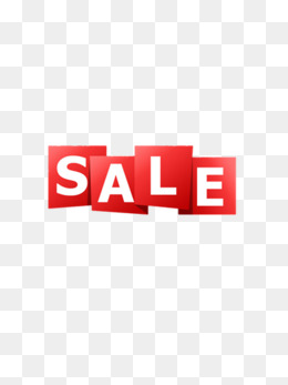 Sale Tag, Red, WordArt, Promotions PNG And PSD - Sale HD PNG