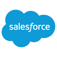 Salesforce Logo Vector PNG