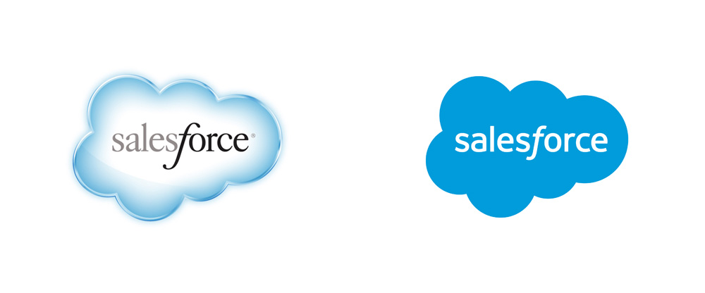 New Logo for Salesforce - Salesforce Logo Vector PNG