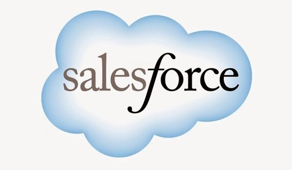 Salesforce Logo Vector PNG - 36003