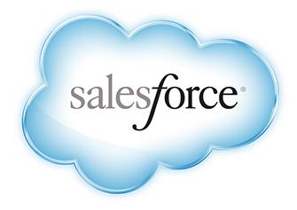 Salesforce Logo PlusPng.com  - Salesforce Logo Vector PNG