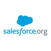 Salesforce Logo Vector - Salesforce Logo Vector PNG