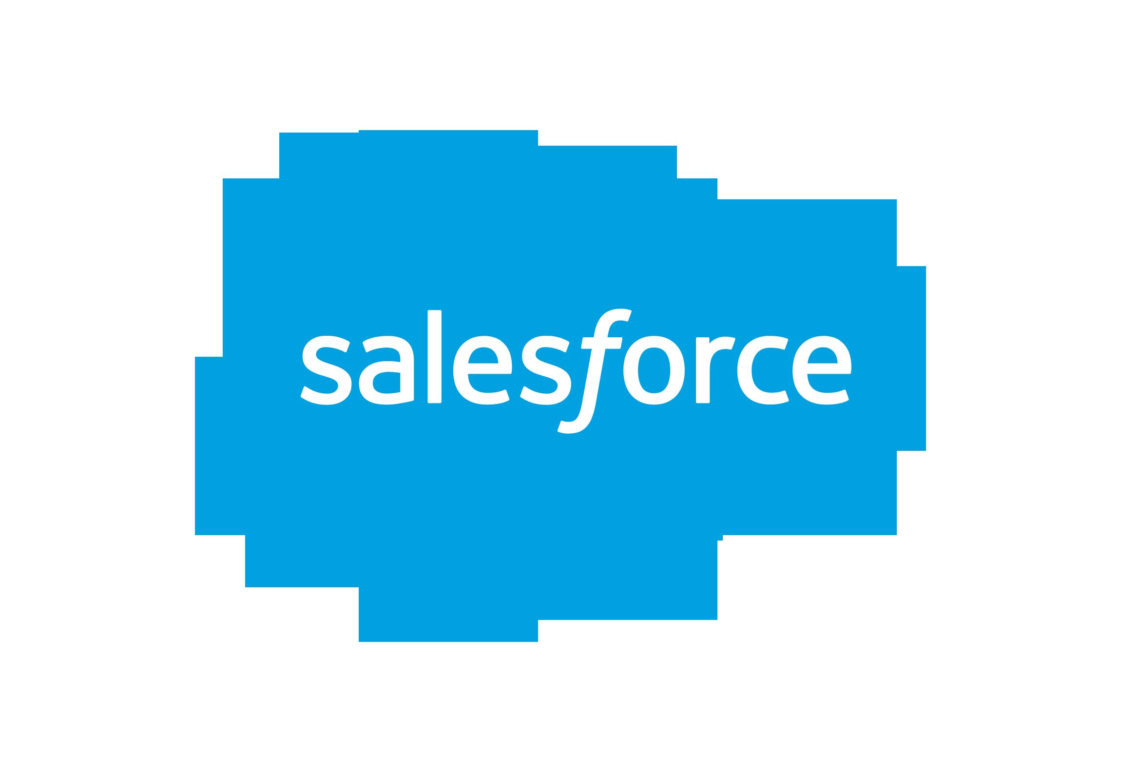 Salesforce Vector PNG - 112808