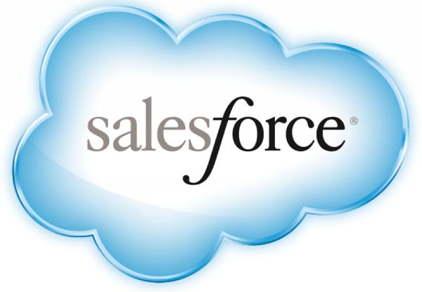 Salesforce Vector PNG - 112806