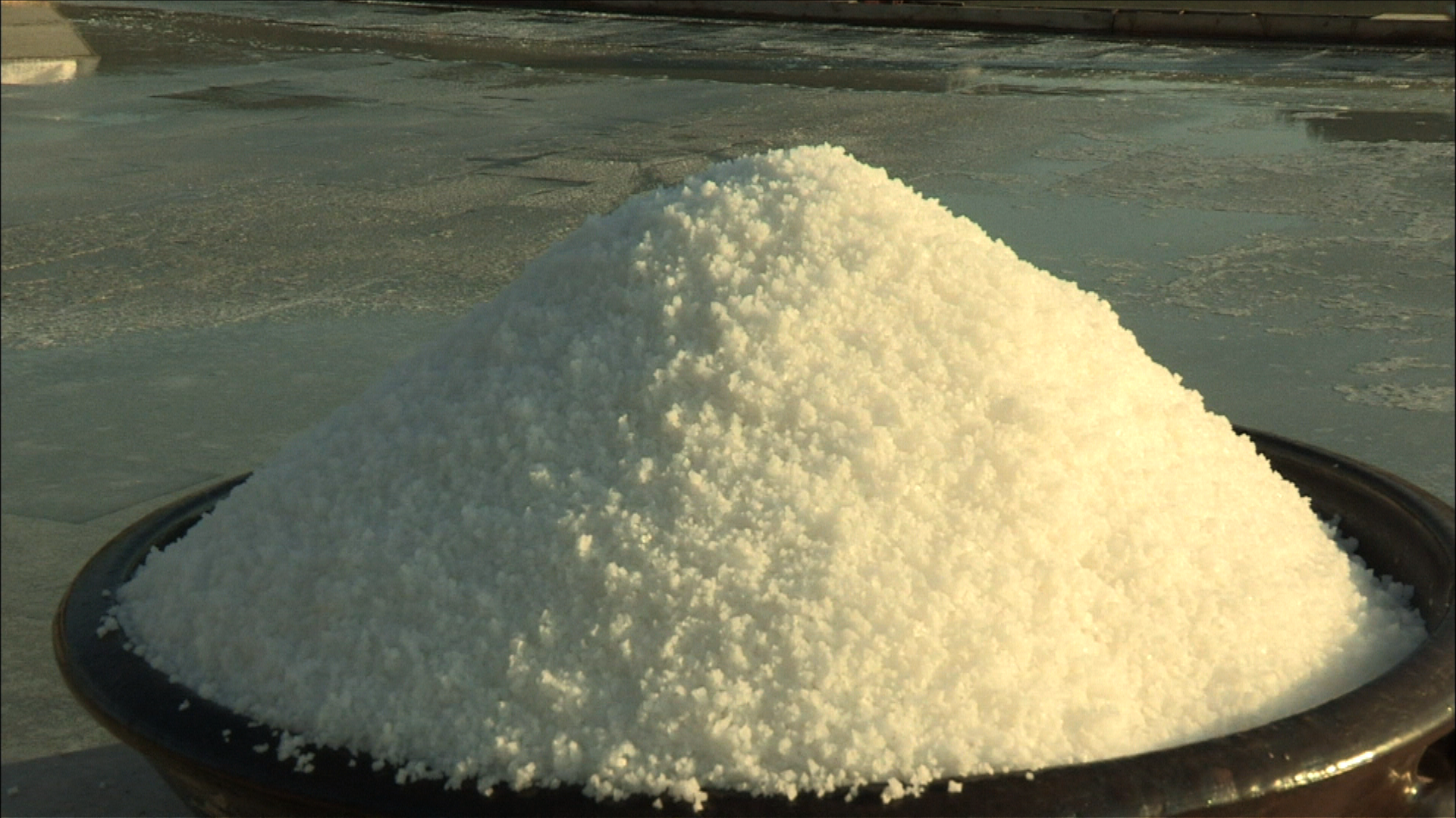 File:Korean sea salt.png - Salt HD PNG