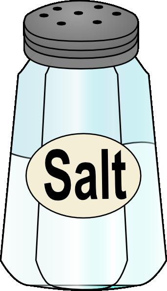 salt clipart black and white - Salt PNG Black And White