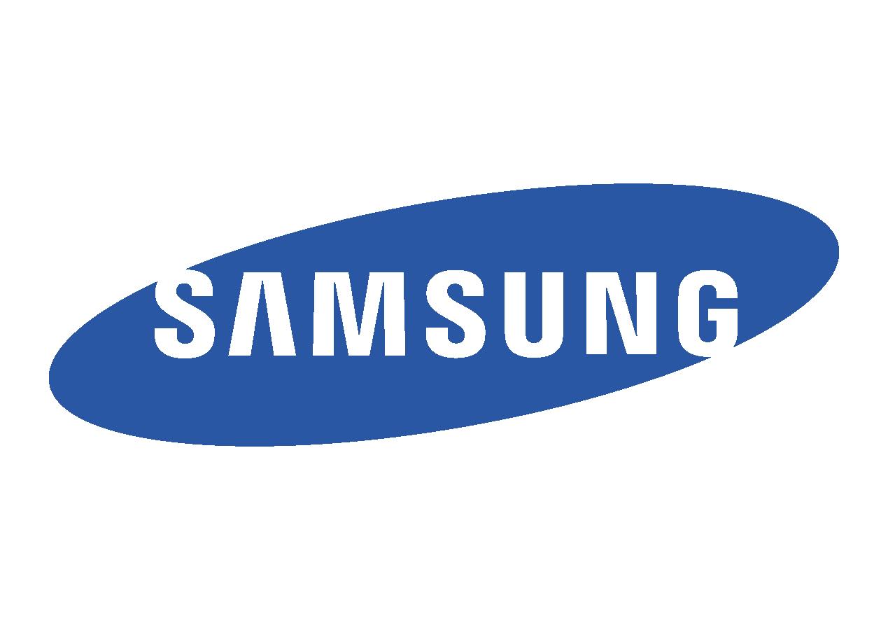 Samsung Logo PNG - 33072