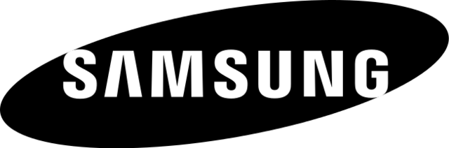 File:Samsung logo black.svg - Samsung Logo PNG
